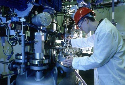 Работа с химикатами