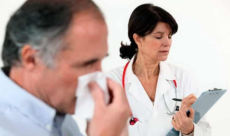 Все о причинах, симптомах и лечении сухости в носу с кровяными корками