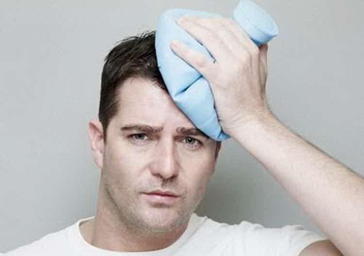 сотрясение мозга: лечение