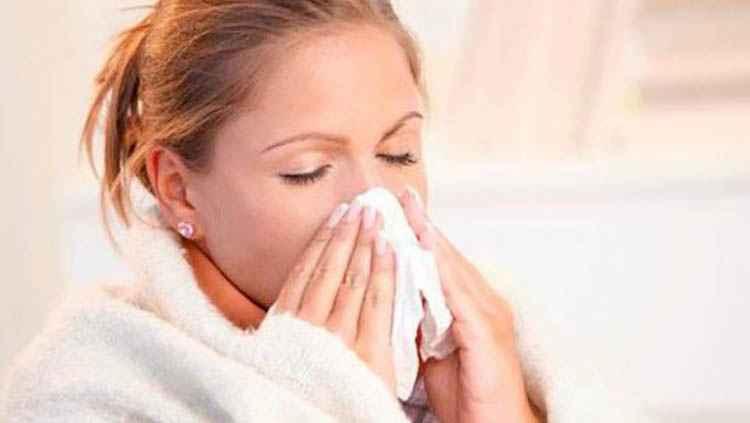 Пион как профилактика простуды