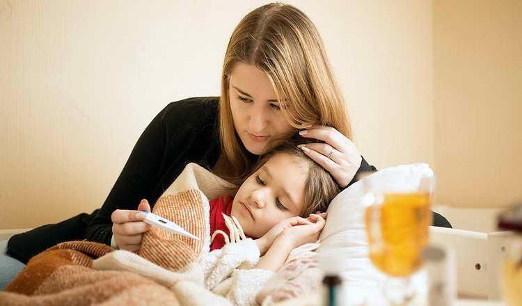 вирусная инфекция лечение у детей