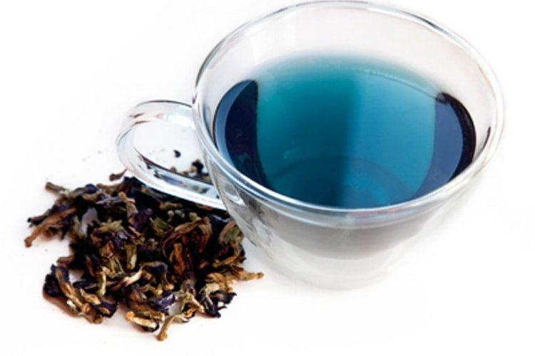 Чем полезен чай из клитории