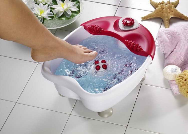 дезодорант для ног от пота и запаха