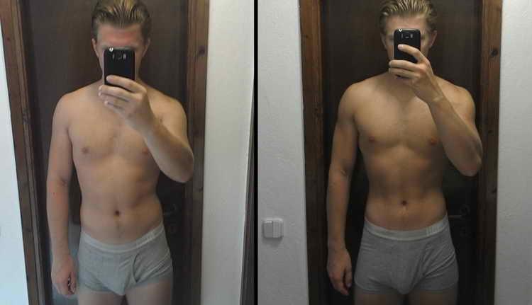 диета для мужчин для похудения