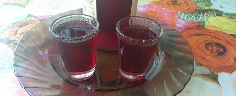 Настойка из любки двулистной и красного вина