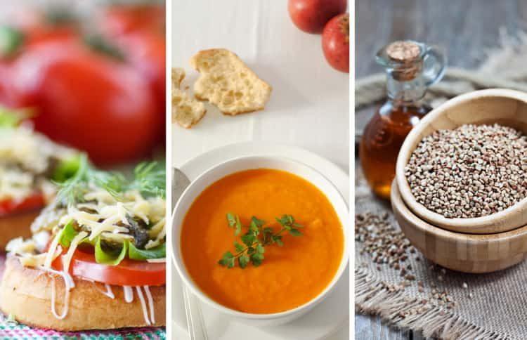 Рекомендации по диет столу 9