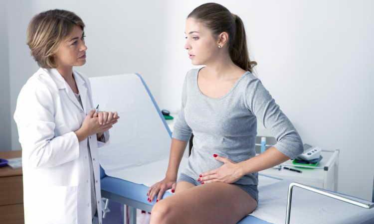 гинекологические заболевания и ишиас