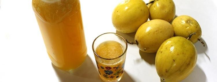 Тонизирующий сок маракуйи