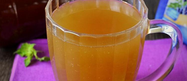 Народная медицина использует даже сок растения.