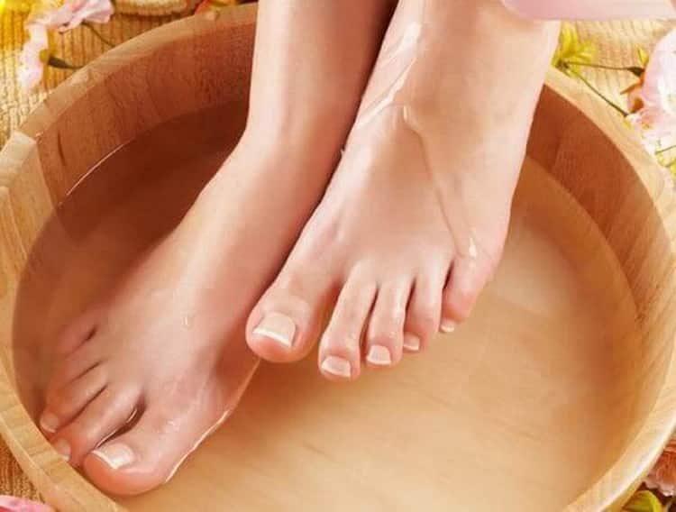 Как действуют ванночка для ног