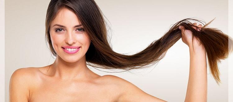Мята способствует росту волос