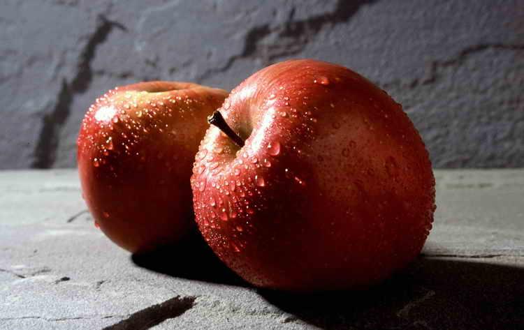 Яблоко для печени