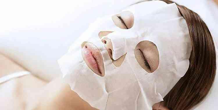 Марлевая маска для лица