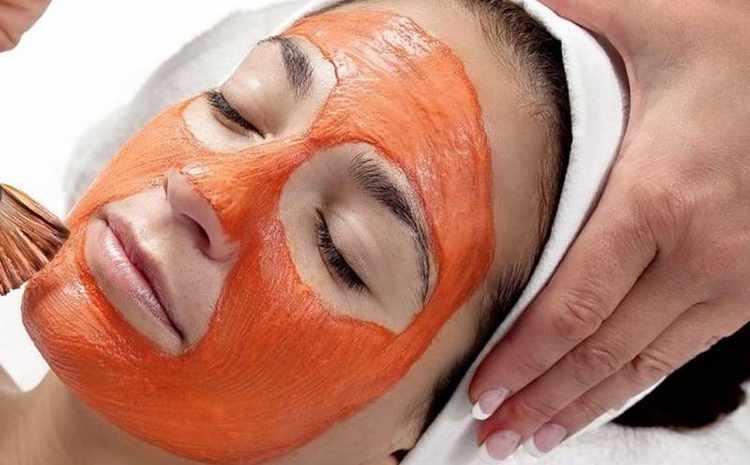 Помидоры маска для лица