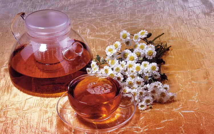 Для выведения лишней жидкости чай при болезни маньера