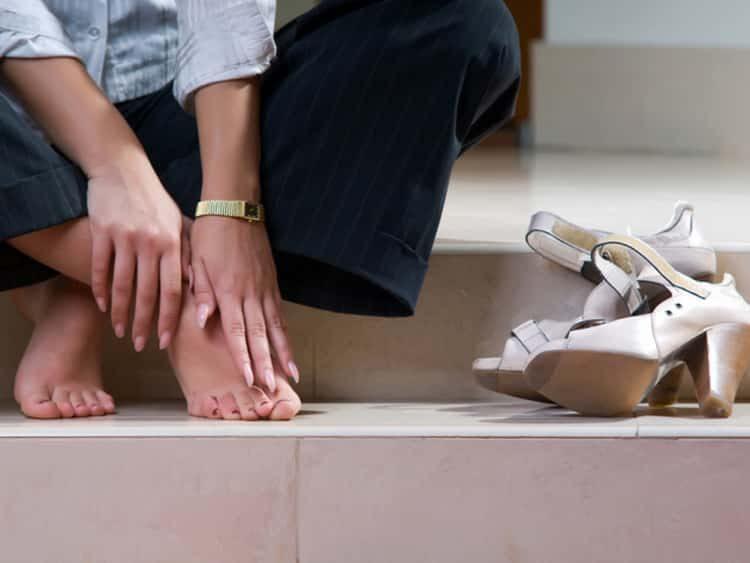 онемение пальцев ног причины и лечение