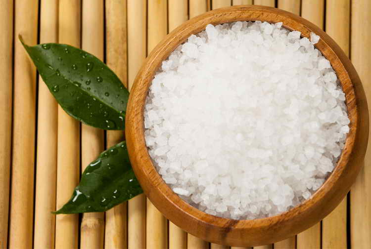 Морская соль с йодом при синусите