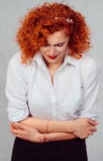 Женщина с рыжими волосами