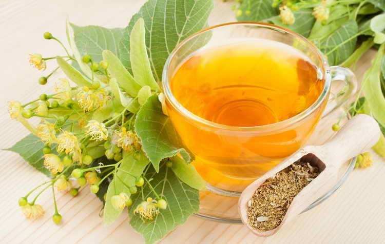 Липовый чай при гормональном сбое