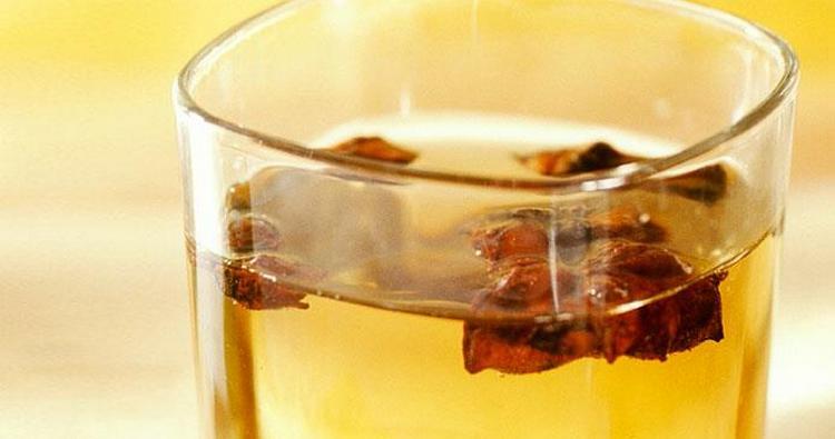 Очень полезен чай с анисом.