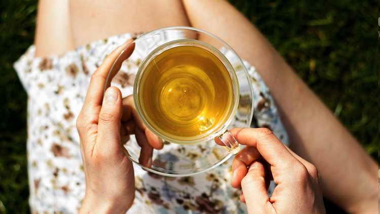 как понизить давление в домашних условиях чаем