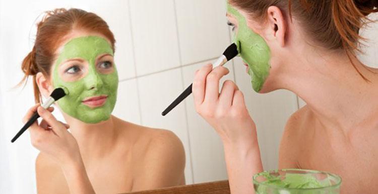 Подорожник маска для омоложения кожи