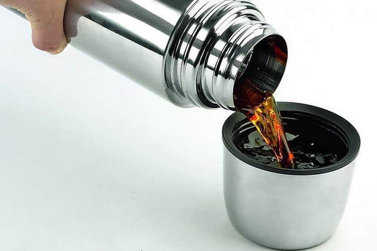 Для приготовления настоя мох запаривают в термосе.