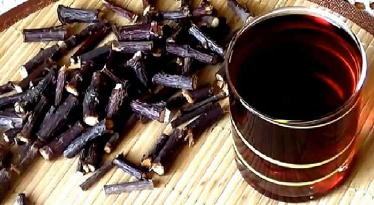 В лечении ряда болезней используется классический чай из вишневых веточек.