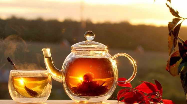 лечебный чай от розового лишая