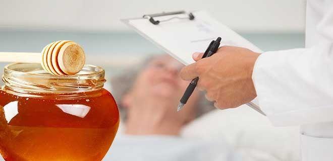 Мед при раке