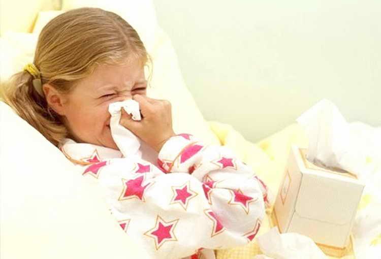ринит симптомы и лечение у детей