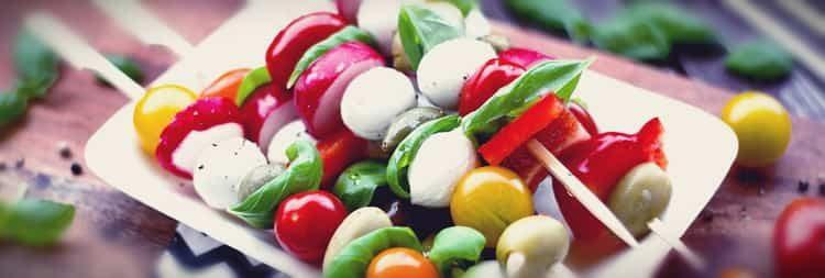 белково овощная диета: меню