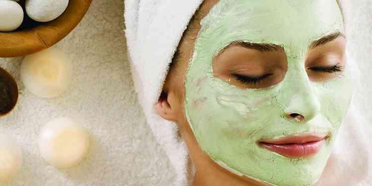 Амла маска для лица из растения
