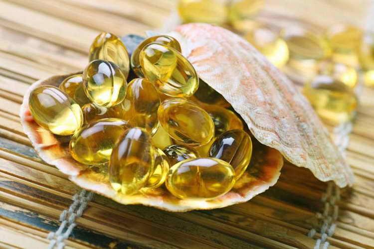 Рыбий жир и яйца от остеомиелита
