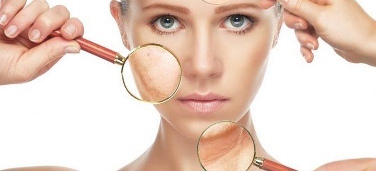 Ягода ежевика проявляет полезные свойства и непосредственно при проблемах с кожей.