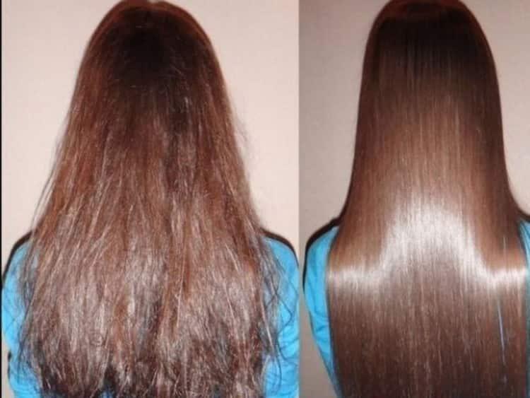 как сделать маску для волос кокосовым маслом