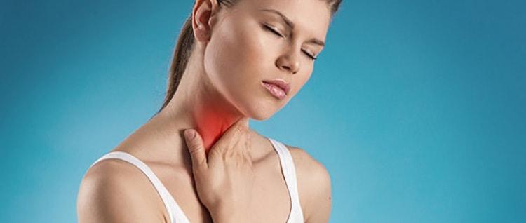 Шишки ольхи помогут от боли в горле
