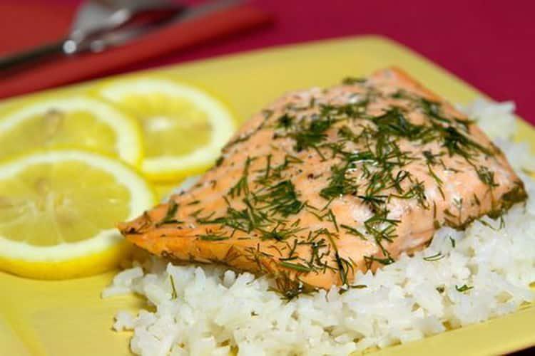 Можно рыбу на кетоновой диете
