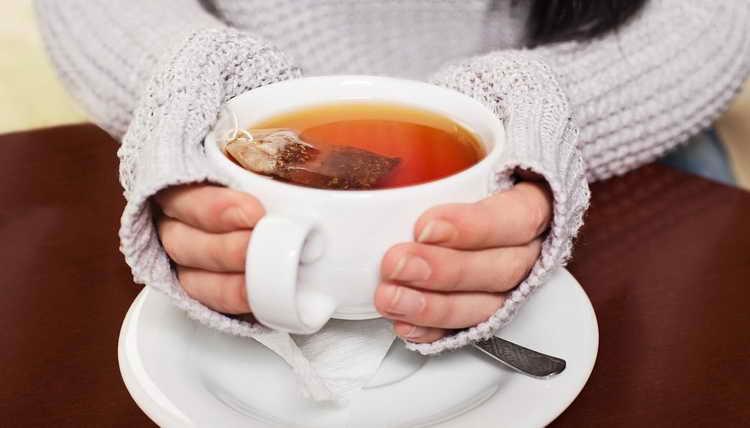 чай от рвоты при болезни маньера