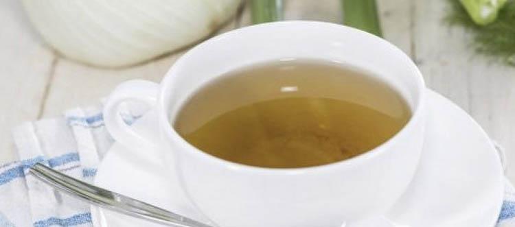 Полезный чай из осота