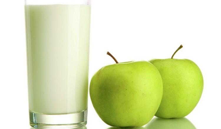 Достаточно тяжело переносится кефирно-яблочная диета.