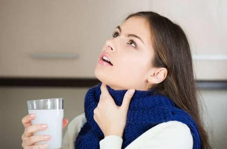 гнойная ангина у детей: лечение в домашних