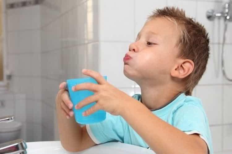 молочница у детей во рту, лечение