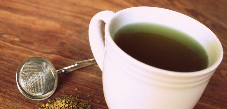 Можно с анисом приготовить полезный чай при кашле.