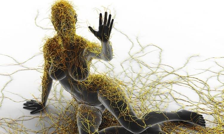 Часто при рассеянном склерозе у человека может быть парализована какая-то часть тела.