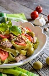 Тарелка с разрешенными продуктами питания