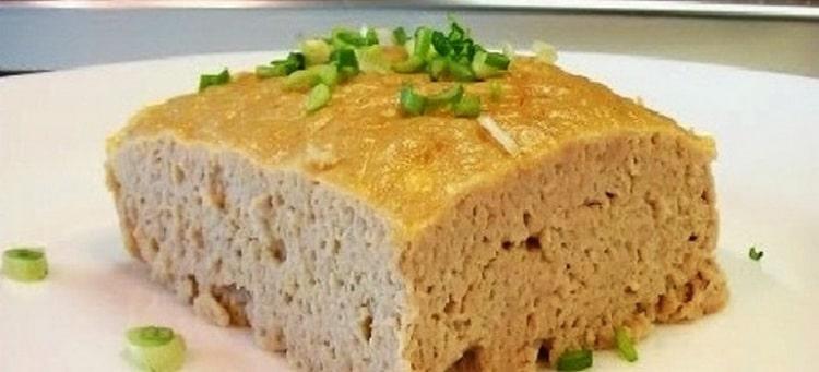 Можно также приготовить суфле из отварной телятины.