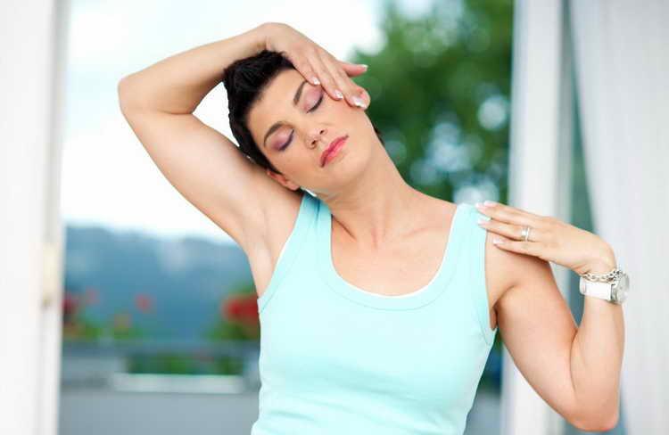 миозит мышц шеи гимнастика