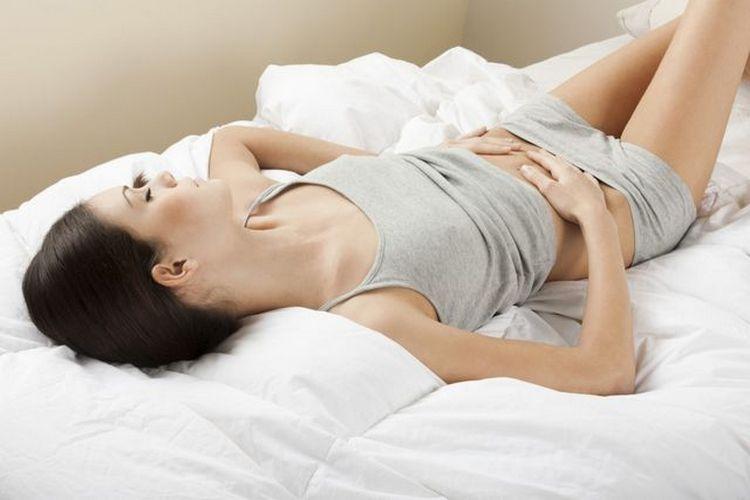 Препараты на основе растения помогают наладить менструальный цикл.