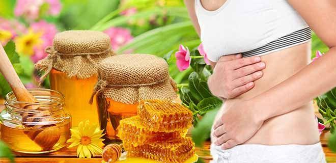 Мед при пониженной кислотности